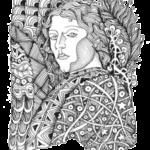 Sandro Botticelli by Deborah Bluestein